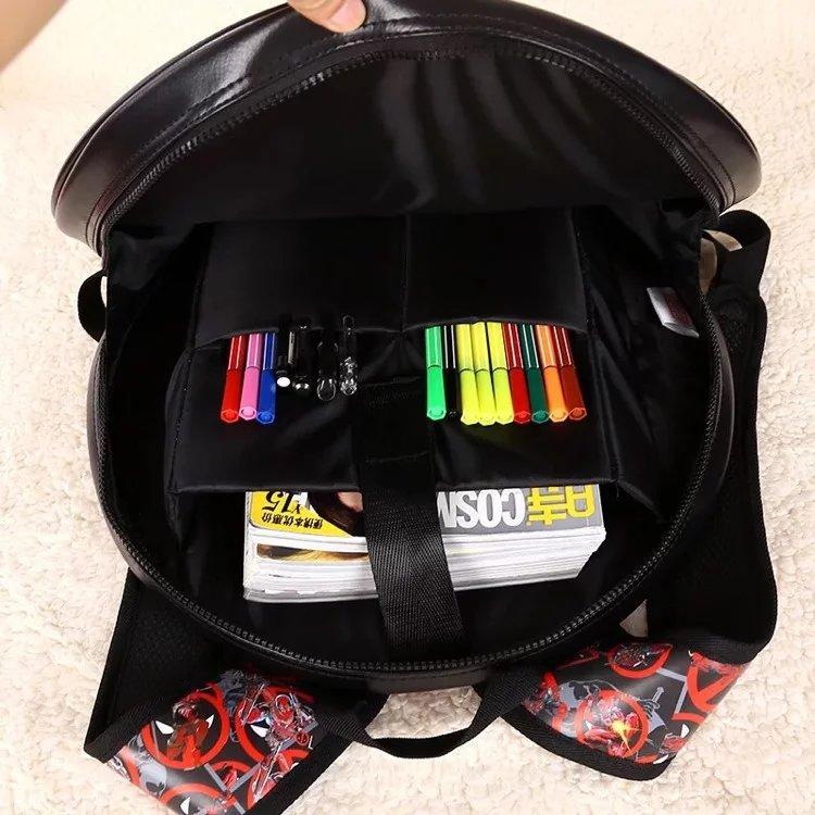 mochila equipe eua escudo entalhado saco estudante