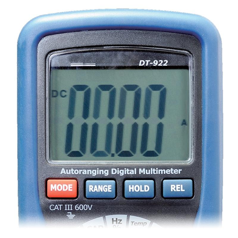 multímetro digital profesional Rango automático Probador de - Instrumentos de medición - foto 3