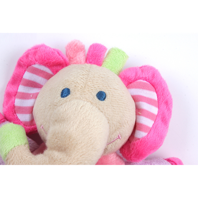Cotton Baby Rattle
