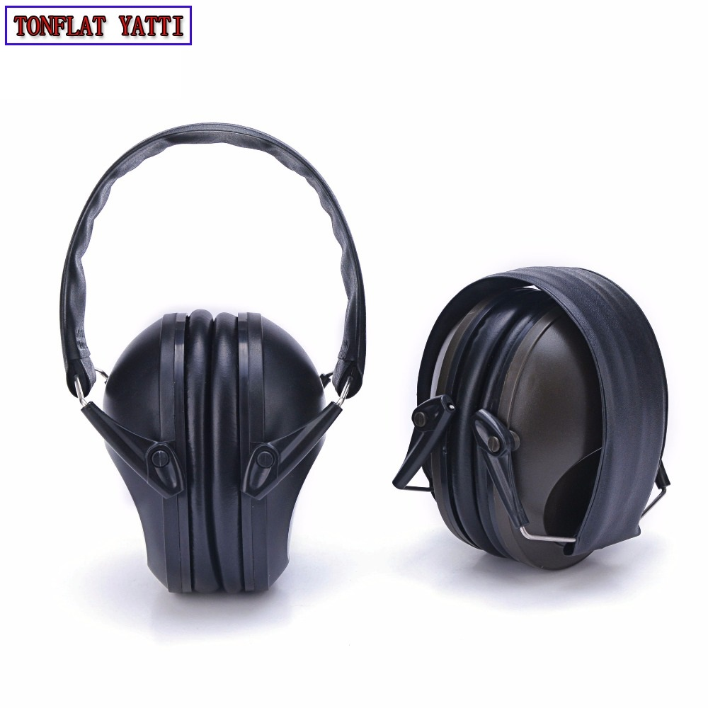 Army Green Tactical Headset Anti-noise Ear Muff Sound Hearing Protection Ear Defender for shooter Hunter Worker