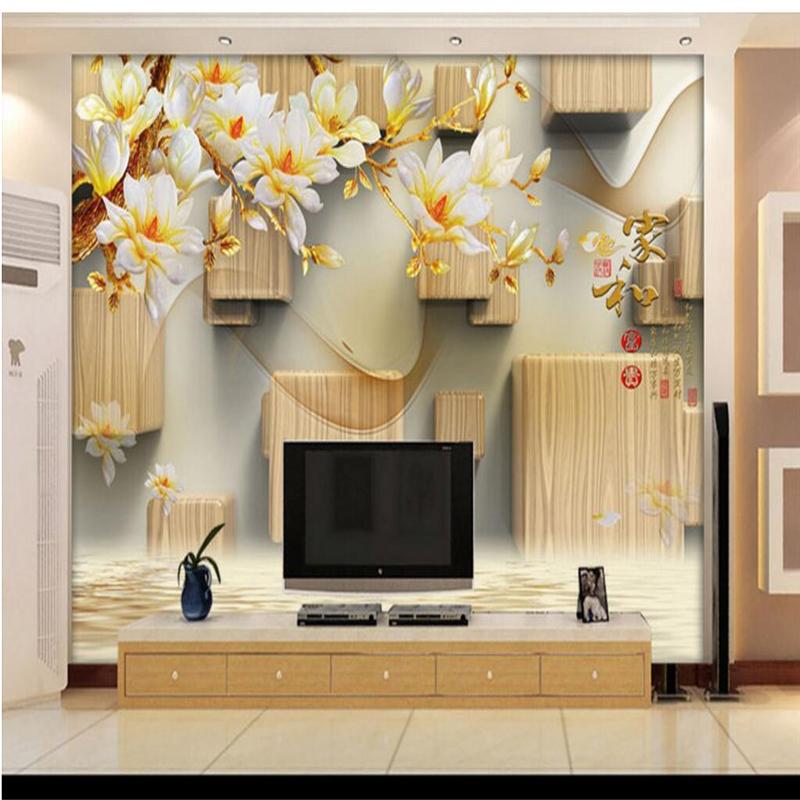 beibehang fotowand papier holz trauben retro magnolia luxus wandverkleidung schlafzimmer mural tv hintergrund wallpaper fr wnde - Luxus Schlafzimmer Wnde