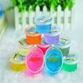Crystalmud Colors Nontoxic Crystal Mud Plasticine Clay Playdough For Kids Magic slime Children's Crystal Soil Gift slime