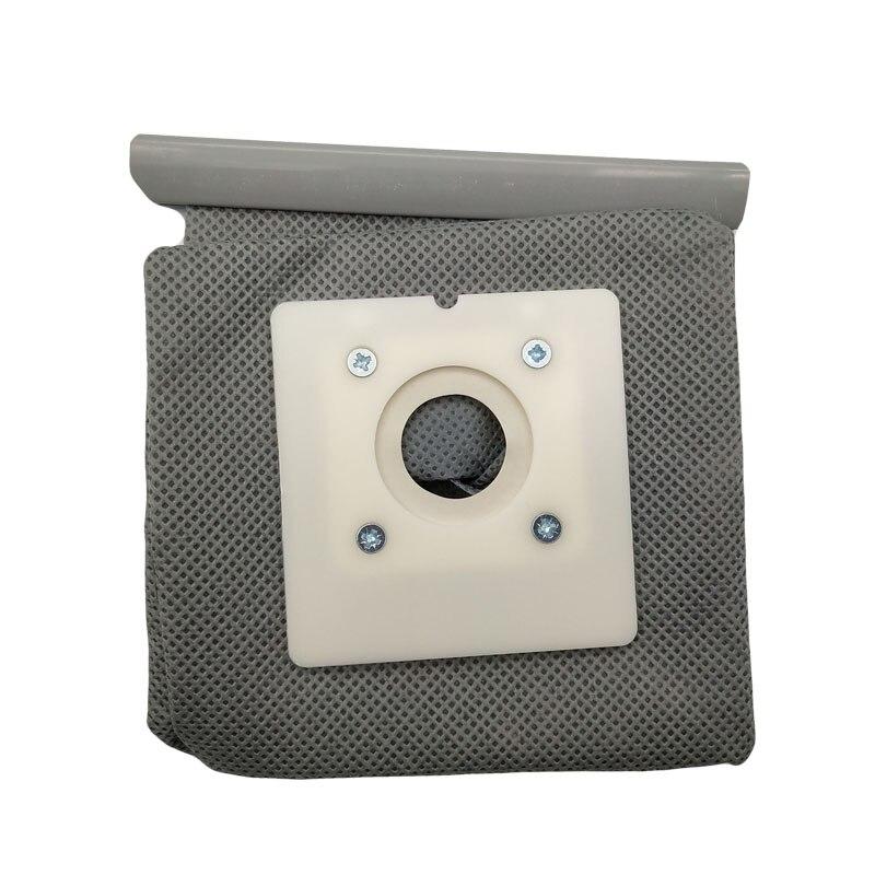 Bolsas de polvo lavables de aspiradora reutilizar bolsa de reciclaje para Rowenta ZR0007 RO1121 RO1122 RO1124 RO1132 RO1136 RO1321 RO1336 RO1131