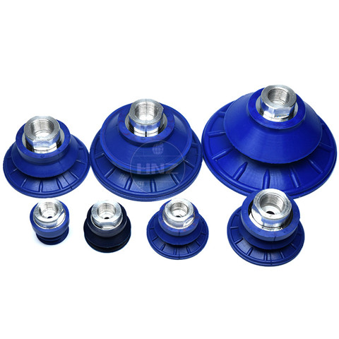 Bellows Suction Cups SAB 1.5 Folds Vacuum sucker industrial sucker suction  NBR50 manipulator accessoriesBellows Suction Cups SAB 1.5 Folds Vacuum sucker industrial sucker suction  NBR50 manipulator accessories