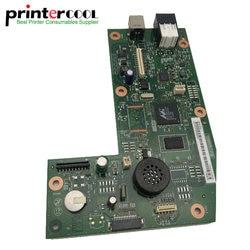 Einkshop używane formater planszowa dla HP M1212NF 1212 M1212 umowy o partnerstwie i współpracy drukarki logiki płyty głównej płyty głównej CE832 60001 w Części drukarki od Komputer i biuro na