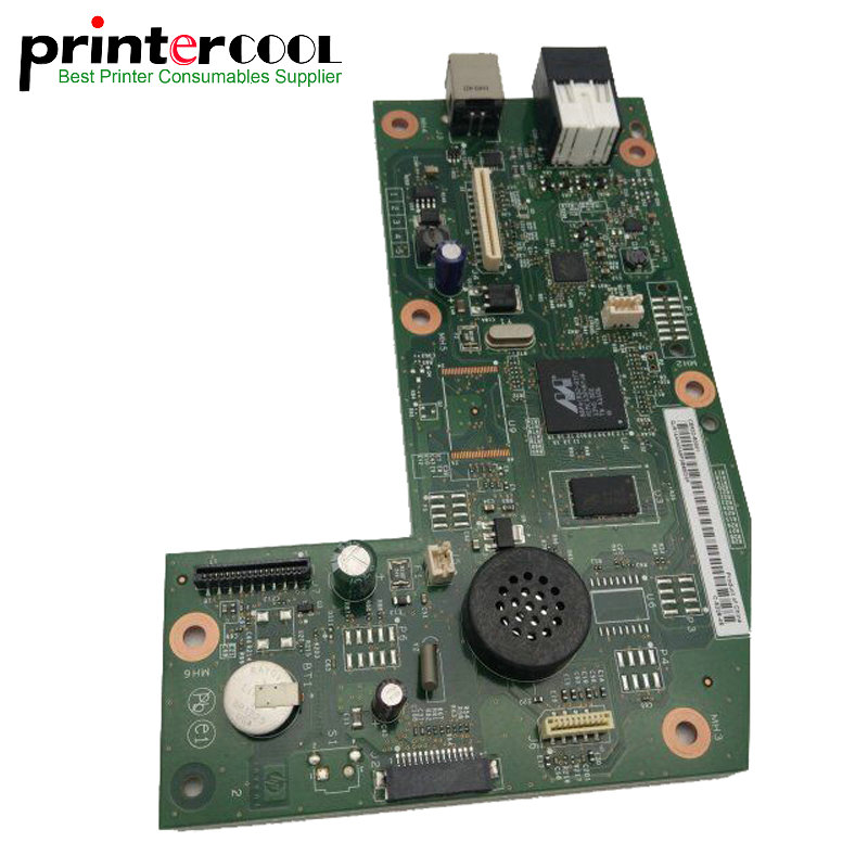 einkshop Used Formatter Board For HP M1212NF 1212 M1212 PCA Printer Logic Mainboard Mother Board CE832-60001 new original laser printer logic board for hp m1216 m1212 m1213nf m1212nf ce832 60001 1213 1216nf 1212 formatter board mainboard