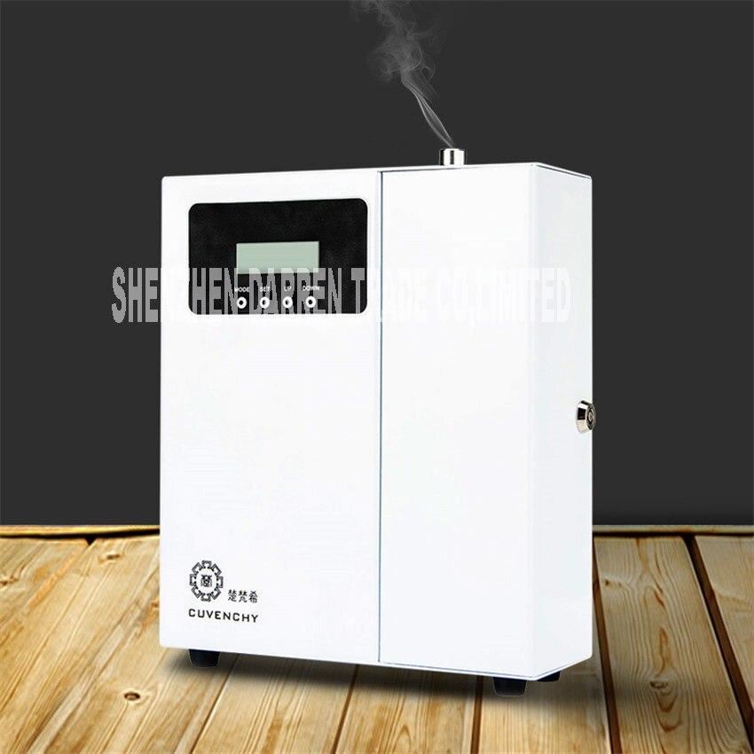 120m3 250m3 Aroma machine 100 ml cartridge/110 240V fragrance machine scent unit dispenser aroma system STS810 100ML