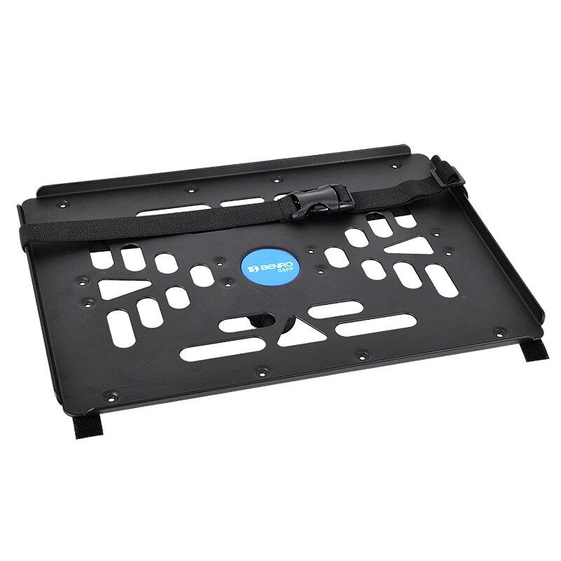 BENRO GSPP tripod accessories Laptop tray GC268T GA268T GA157T GC358T GoSystem video real time monitoring platform
