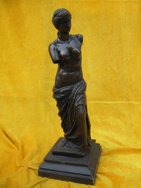 promotion cheap old art antiques bronze classical retro bronze art