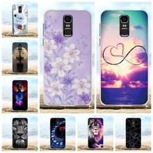 цены на For BQ S 5520 Mercury Case Ultra-thin Soft TPU Silicone For BQ-5520 Cover Romantic Patterned For BQS-5520 Mercury Bumper Funda  в интернет-магазинах