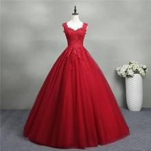 ZJ8076 Бальные платья на тонких бретельках белого цвета и слоновой кости из тюля бордового цвета шампанского Свадебные платья с жемчугом свадебное платье