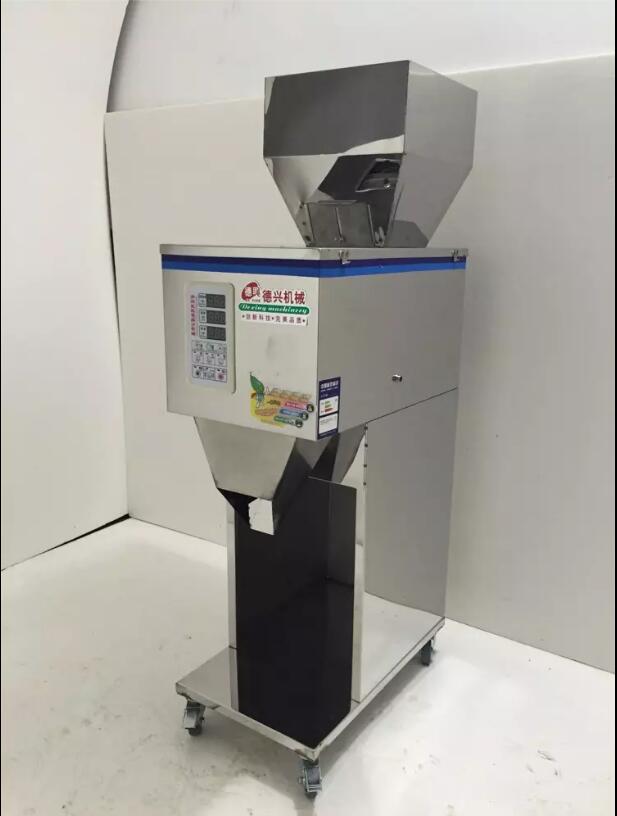 食品自動ラッキング機粒状粉末材料包装充填機インストール高品質ダブルバイブレーター 10 999 グラム  グループ上の 家電製品 からの ミキサー の中 1