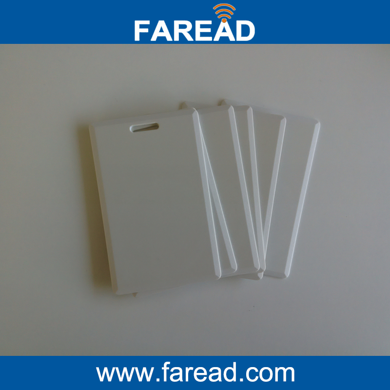 X50pcs Free Shipping Pvc Blank Rfid 125khz EM4305 Read And Write Proximity Card For Asset Tracking