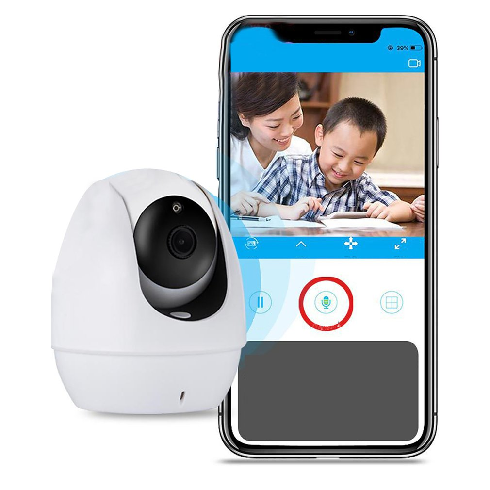 1080P Cloud IP Camera Home Security Surveillance Camera Intelligent Auto Tracking Network WiFi Camera Wireless CCTV Camera1080P Cloud IP Camera Home Security Surveillance Camera Intelligent Auto Tracking Network WiFi Camera Wireless CCTV Camera