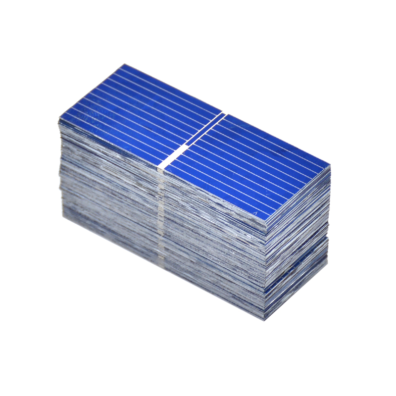 100pcs 52x19mm solar cell for DIY solar panel DIY cell phone charging