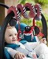 Новые Детские Музыкальные Девушки Boy Toys Caterpillar Жук Погремушки/Кровать Круглый Рождественских toys