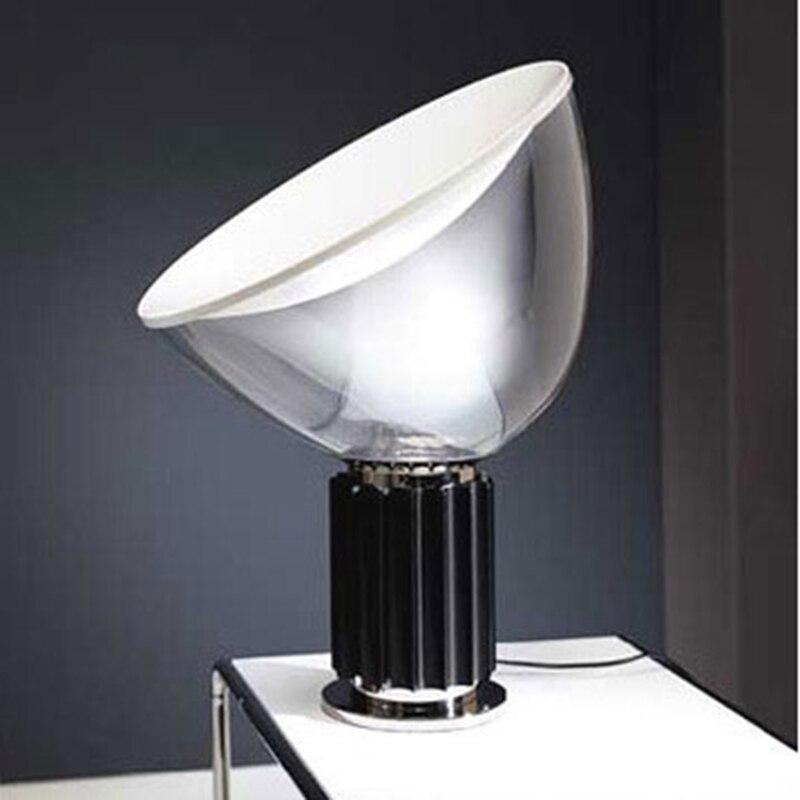 Candeeiros De Mesa criativo Nordic Radar Moderno Contratada Quarto Sala de Estudo de Cabeceira Do Hotel Mesa de Luz Simples Luz Presente Decorativo