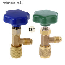 1/4 SAE Auto AC Can Tap Valve Bottle Opener For R22 R134a R410A Gas Refrigerant