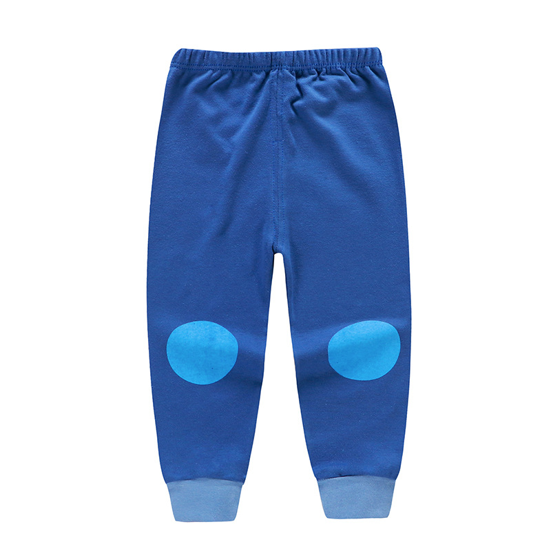 Trousers Underpants Baby Baby-Boys-Girls Children's Pure-Cotton Pyjamas 0-4-Years-Old
