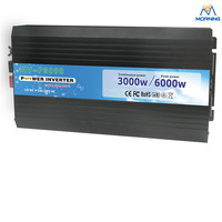 P3000 122 12V 220V 3000W High Quality Pure Sine Wave Inverter Generator