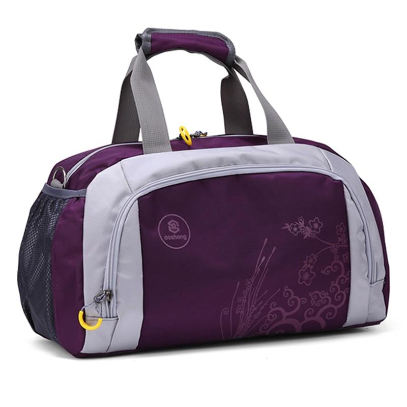 کیسه های بسته بندی ضد آب آکسفورد چاپ کیسه های زنانه مد جدید محصولات آخر هفته مکعب های بسته بندی تاشو 4 رنگ 119 30٪ تخفیف