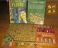 Грозный Этажей Совета игрушки Игры 2-7 Игроков Игры Карт Легко играть в Веселые Игры Для Партии игры детские игрушки Семейные Китайский издание