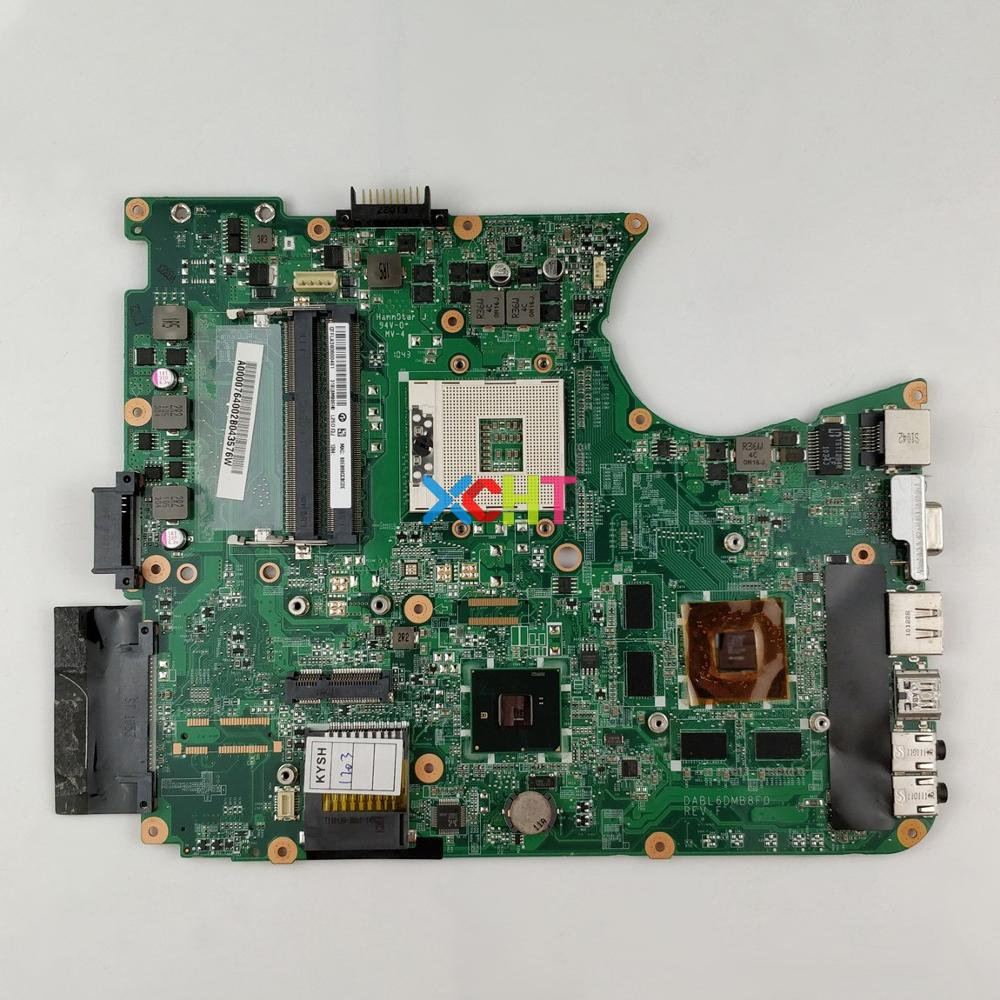 motherboard graphics A000076400 DABL6DMB8F0 w HD5650 Graphics for Toshiba Satellite L650 L655 Laptop PC Notebook Motherboard Mainboard (1)