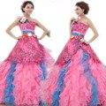 Azul royal vestidos quinceanera vestido de debutante pará 15 anos vestido para festa vestidos quinceanera pêssego