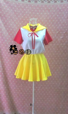 Magical Angel Creamy Mami Cosplay Costume