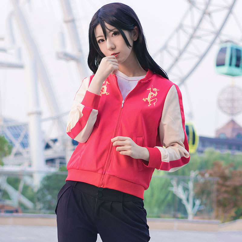Anime Ralph Wreck it Breaks the Internet Cosplay Costumes Mulan Jackets for Unisex Cosplay Costumes