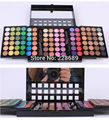 100pcs Eye shadow Palette 96 Brand Shimmer 3 Layer Design Makeup Urban eyeshadow Make up Palettes Kit Cosmetics Set