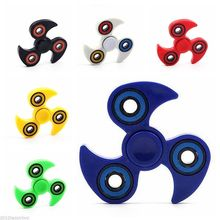 2017 HOT Fashion Spinning Top Kids Fingers Gyro Figet Tri Spinner Hand Finger Fidget Spinner Focus Stress Relief Toy Gift Camo