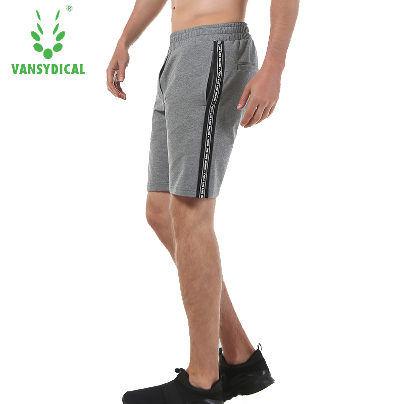 Men Sporting Beaching Shorts Trousers Cotton Bodybuilding Sweatpants Fitness Short Jogger Casual Gyms Men Shorts