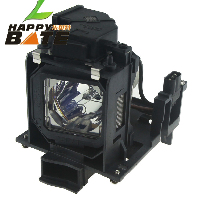 HAPPYBATE POA-LMP143 Replacement Projection Lamp With Housing For PDG-DWL2500  PDG-DXL2000 With 180 days warranty longlife for sanyo pdg dxl2000 dxl2000 pdg dwl2500 dwl2500 replacement lamp with housing 6103513744 poa lmp143 180 days warranty