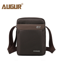 AUGUR 2018 Bag Mens Shoulder Bags High Quality Oxford Casual Crossbody Messenger Bag Business Men's Travel Briefcase Bags Small