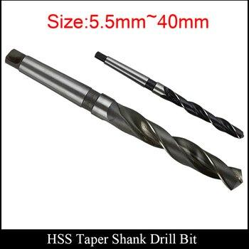 27mm 27.1mm 27.2mm 27.3mm 27.4mm 27.5mm 27.6mm Lathe Machine Tool CNC HSS High Speed Steel Cone Taper Shank Twist Drill Bit фото