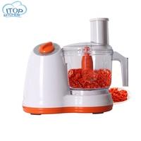 Electric Vegetable Cutter Multi function Potato Carrot Slicer Pepper Meat Chopper Garlic Peeler Meat Grinder Kitchen Accessories