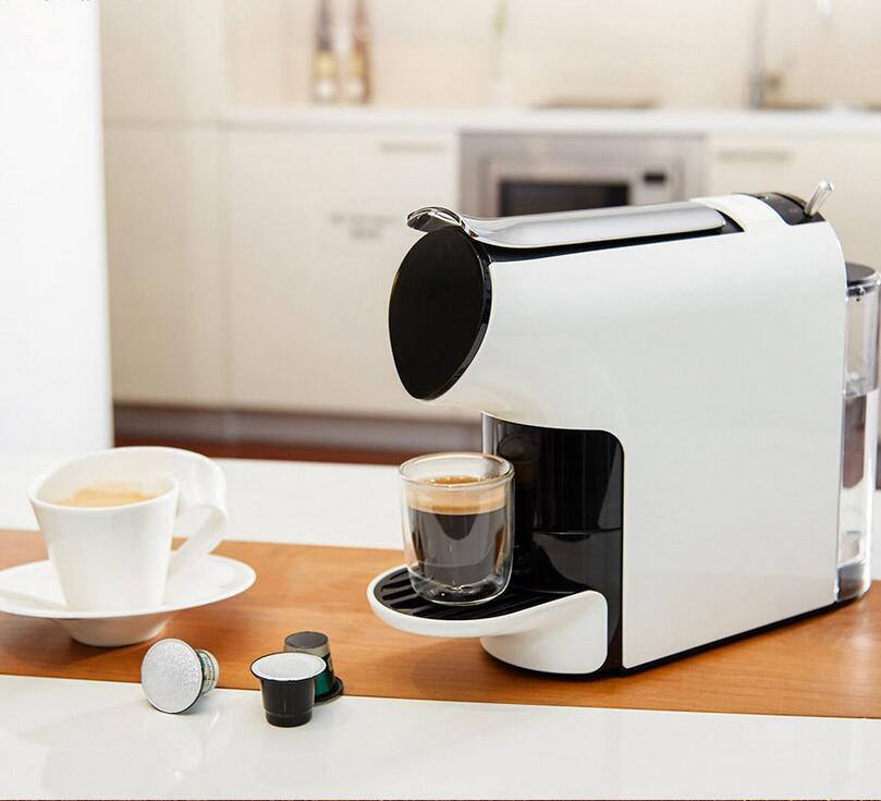 Thought capsule coffee machine