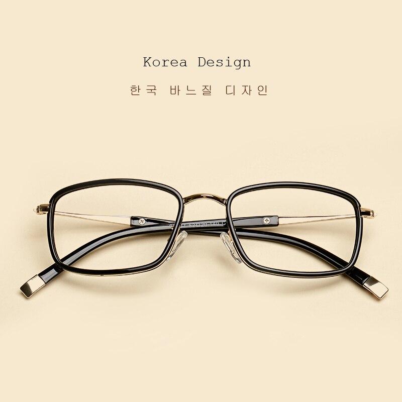 8cf0e43e6ae LIYUE Fashion men optical glasses Style vintage eyeglasses clear Computer  glasses Prescription eyewear Spectacles Frame-in Eyewear Frames from  Apparel ...