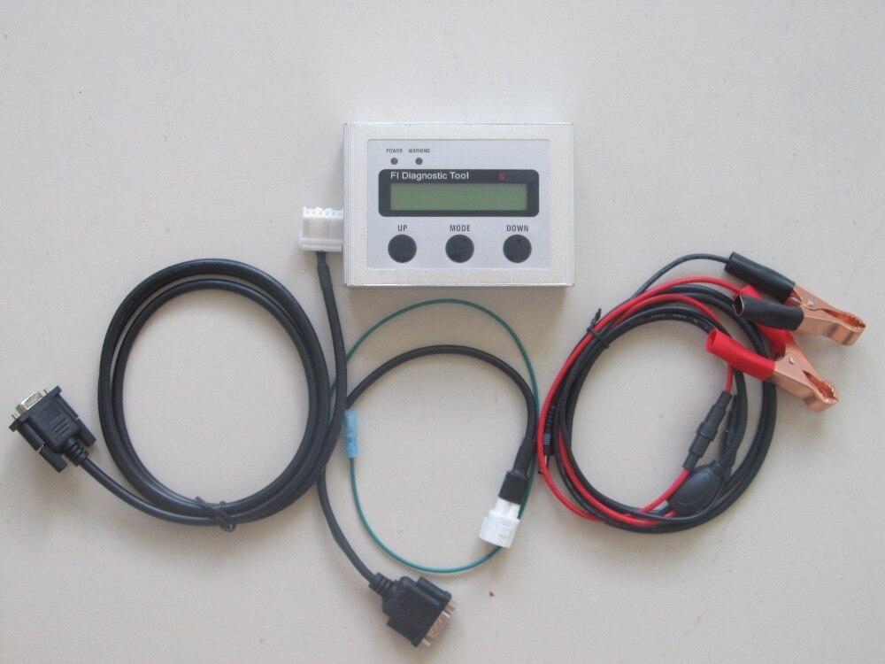 Motorrad scanner für yamaha motorrad diagnose tool Handheld professionelle Für yamaha motor scanner motor diagnose