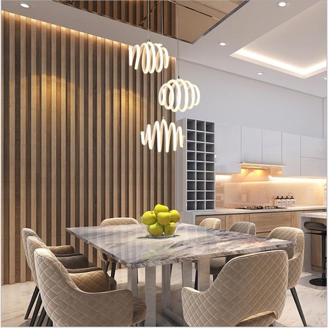 chandelier Acrylic Modern led ceiling lights for living room bedroom dining room home ceiling lamp lighting light fixtures