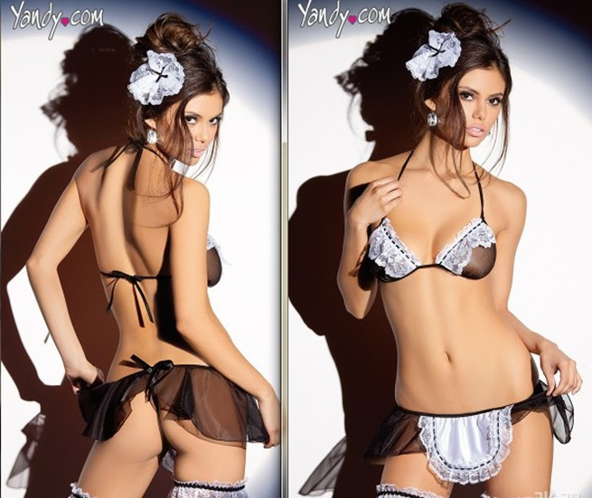 French Lingerie Porn