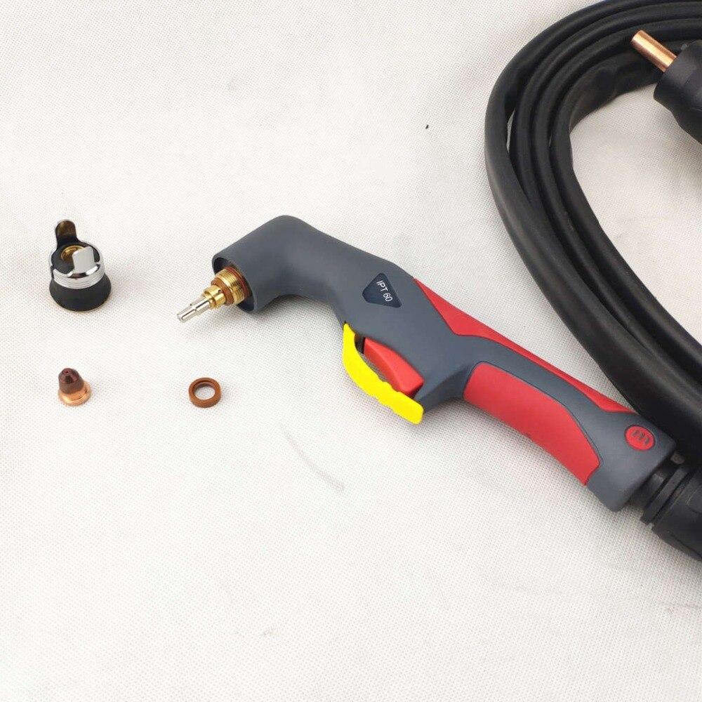 PT60 IPT60 PT-60 Plasma Cutting Torch 60A 4m 13ft Plasma Cutter