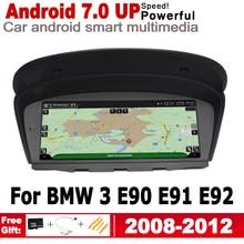 2G+16G Android 7.0 up Car radio GPS multimedia player For BMW 3 E90 E91 E92 2008~2012 CIC WiFi screen Bluetooth map Navigation