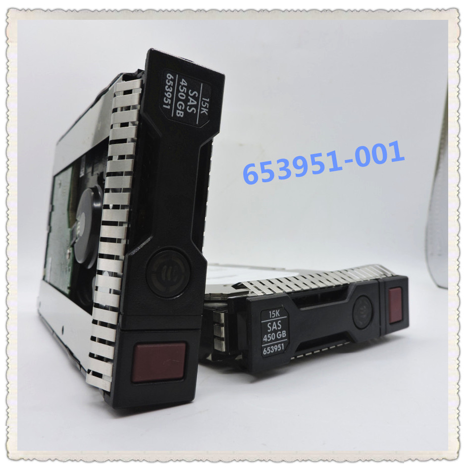 Ensure New in original box.  Promised to send in 24 hours . New for 652615-B21 653951-001 450GB SAS G8 3 year warranty
