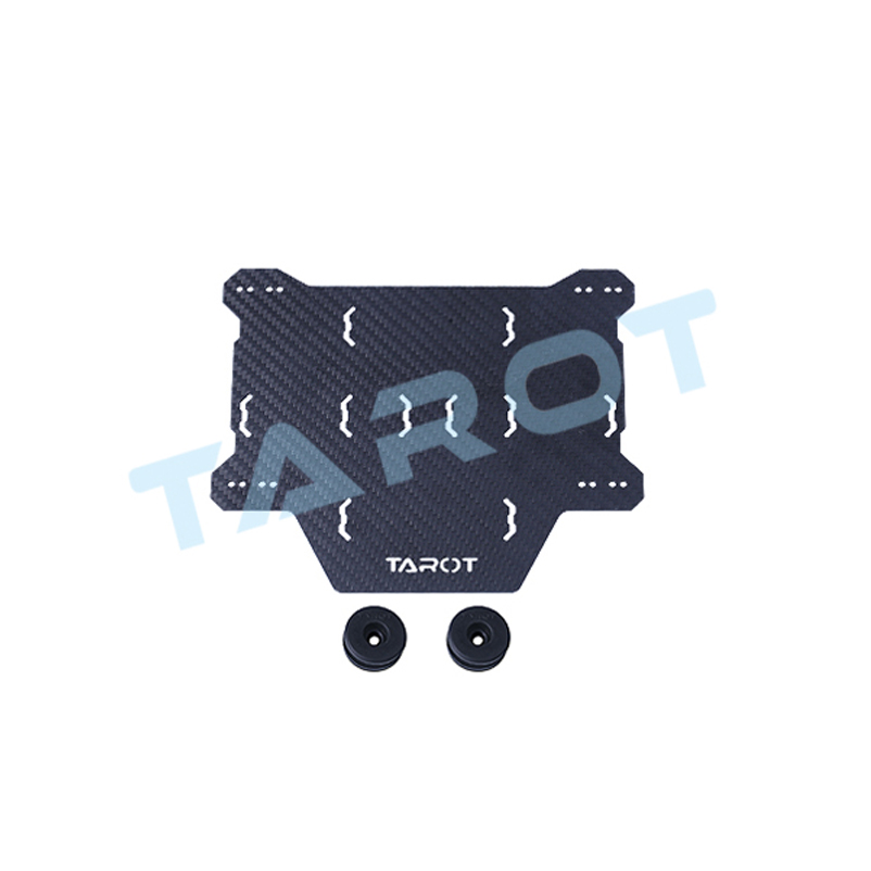 Tarot rc Original Drone Accessories Diy Tarot X4 X6 X8 Hexacopter Frame Parts Carbon Fiber Tarot