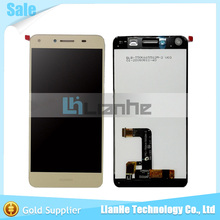 White/Gold For Huawei Y5 II LCD Screen with Touch Screen Digitizer Assembly For huawei Y5 II lcd display screen assembly