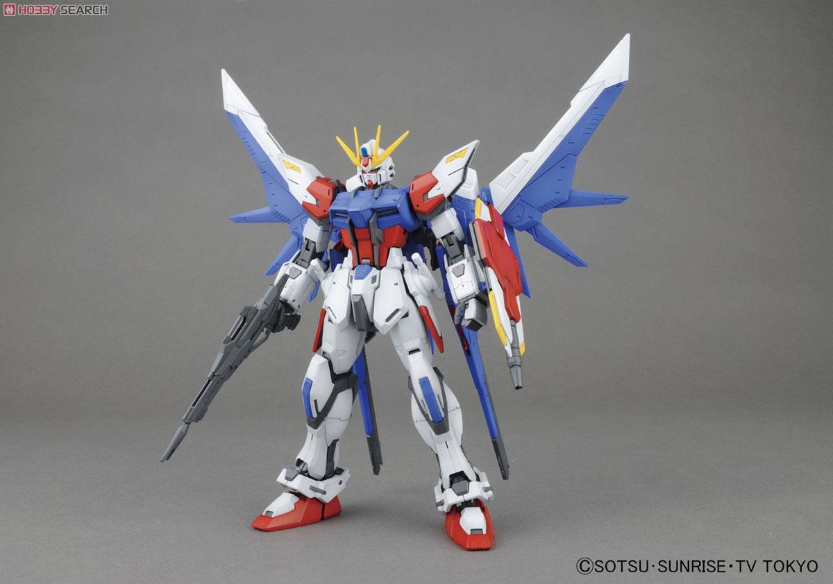Bandai Gundam MG 1/100 construire grève Mobile costume assembler modèle Kits figurines figurines en plastique modèle jouets-in Jeux d'action et figurines from Jeux et loisirs    2