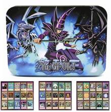 66 cards/set Yugioh Cards Egyptian God Collectible Yu-gi-oh Metal Box Figures Japan Yu Gi Oh Legendary Board Game Cartas(China)