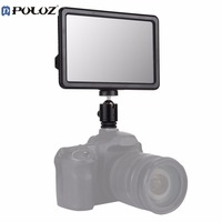 PULUZ Professional LED Camera Light 220 850LM 3000 6000K Dimmable Studio Video Camera Fill Light Photograph Accessories
